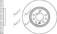 2x OE Quality Brand New Front Brake Discs - DSK2178 - 12 Month Warranty!