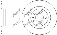 2x OE Quality Brand New Front Brake Discs - DSK774 - 12 Month Warranty!